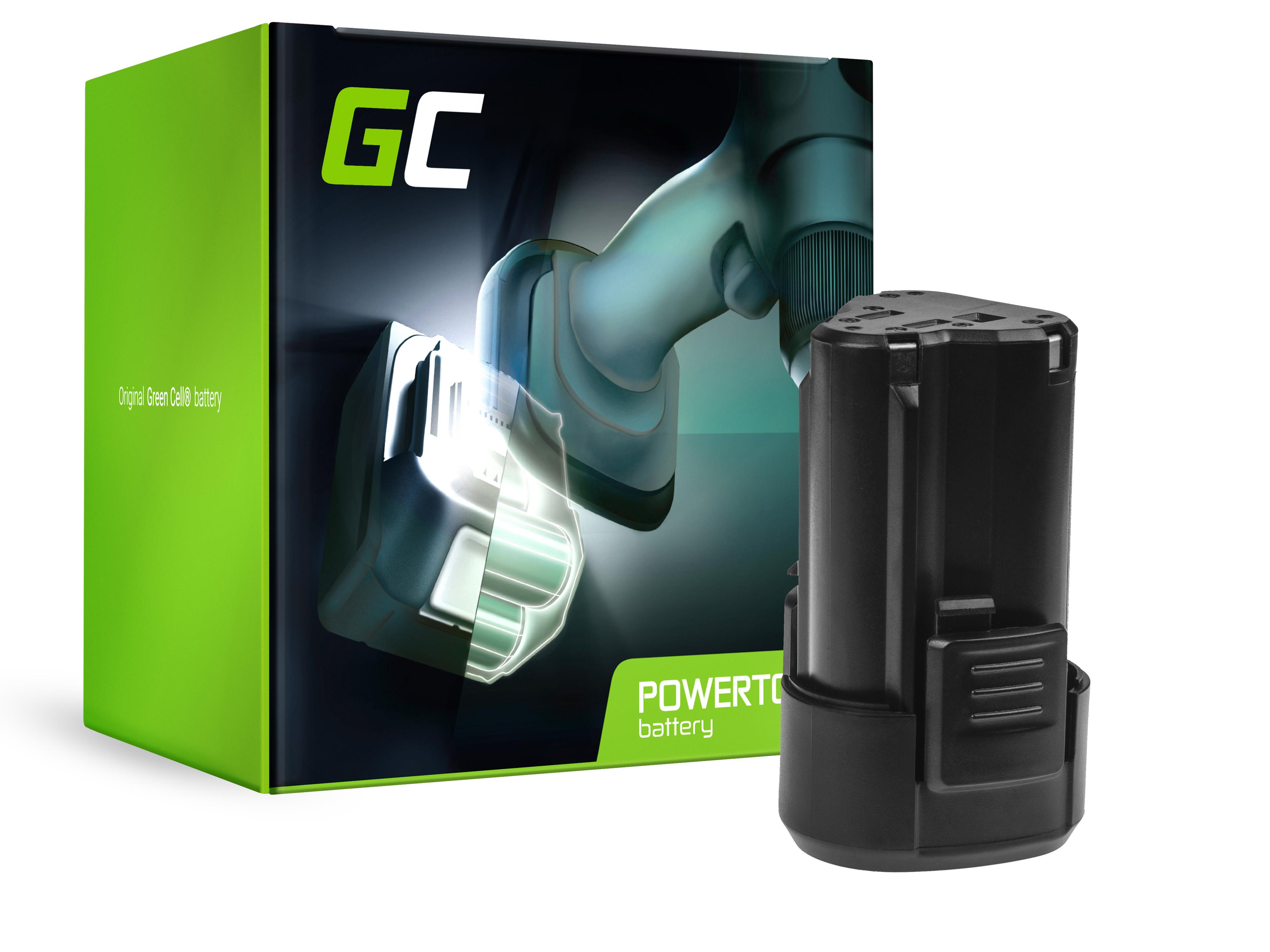 Green Cell Baterie WORX WA3503 WA3509 12V 2Ah