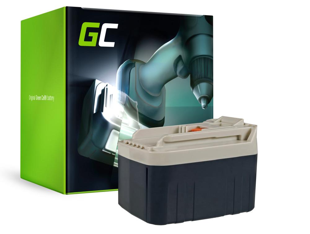Green Cell Power Tool akkumulátor Makita 2417 2430 b2420 BH2420 BH2433 193739-3 193128-2 24V 3Ah