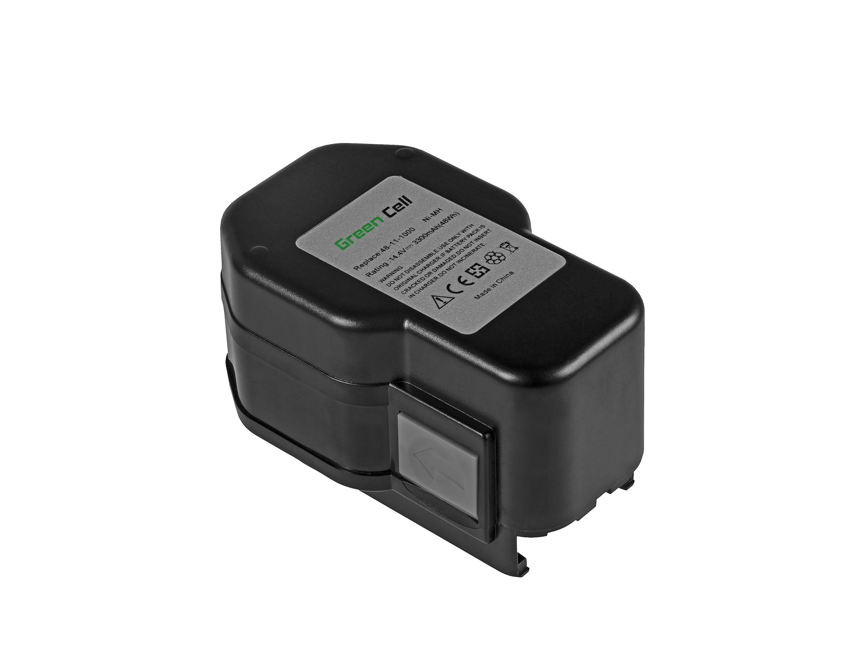 Baterie Green Cell AEG 4932373540, 4932373541 AEG BBM 14 STX,BS 14 X,BSB 14 STX,SB2E 14 14.4V 3300mAh Ni-MH – neoriginální