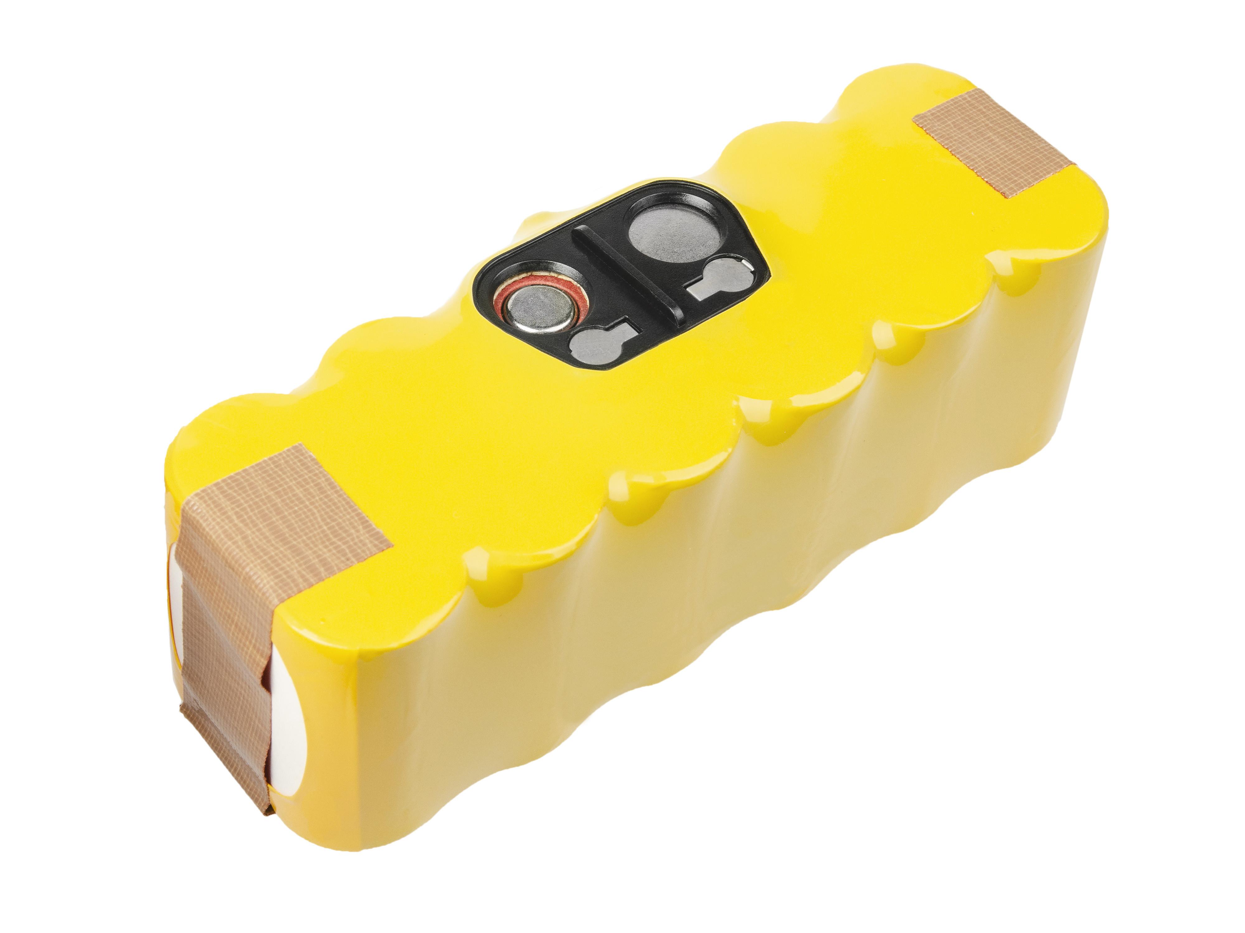 Baterie Green Cell iRobot Roomba 80501 510 530 540 550 560 570 580 610 620 625 760 770 780 14.4V 3500mAh Ni-MH – neoriginální