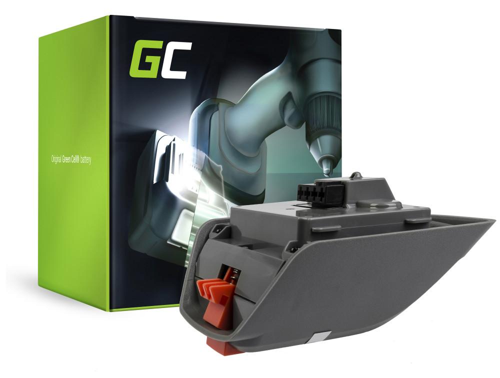 Green Cell Fűnyíró akkumulátor Gardena Comfort 35 roll-up 8025-20