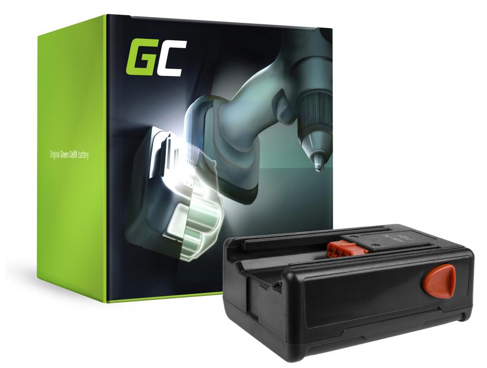 Green Cell Akkumulátor 8834-20 Gardena EasyCut 42 Accu 8872-20 SmallCut 300