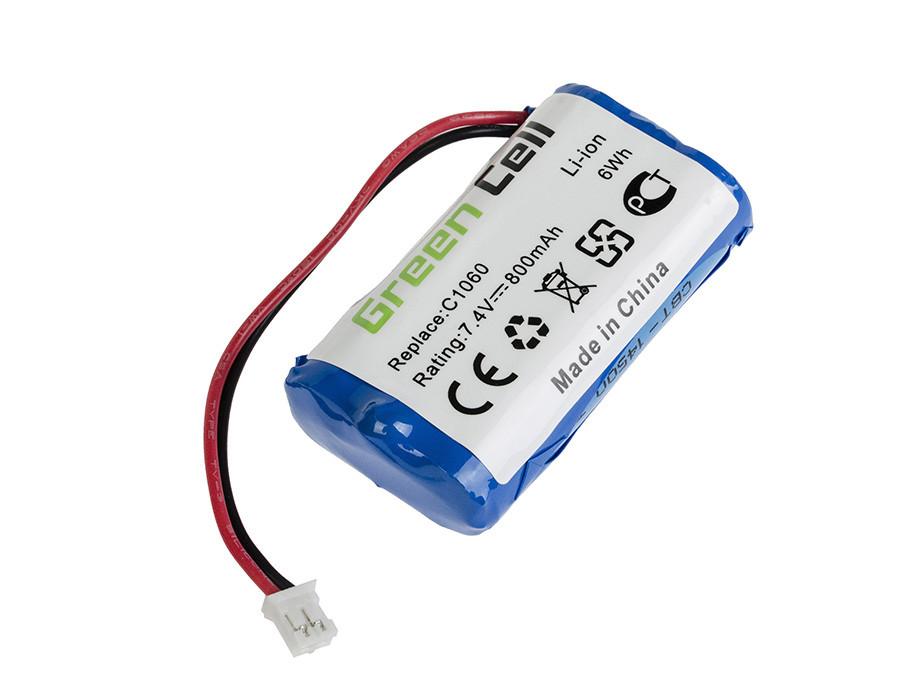 Green Cell Lawnmower Battery for Gardena C 1060 Plus Solar