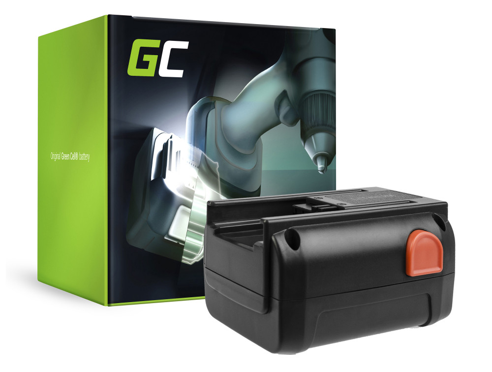 Green Cell Akkumulátor 8835-20 8839-20 Gardena AccuCut 18-Li 400 450