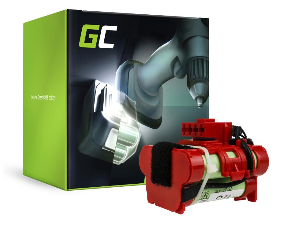 Green Cell akkumulátor Gardena R38Li R50Li R80Li Husqvarna Automower 105 305