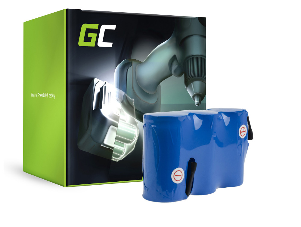 Green Cell Fűnyíró akkumulátor Gardena Accu 45 8808-20 Accu 8800-20 8810-20