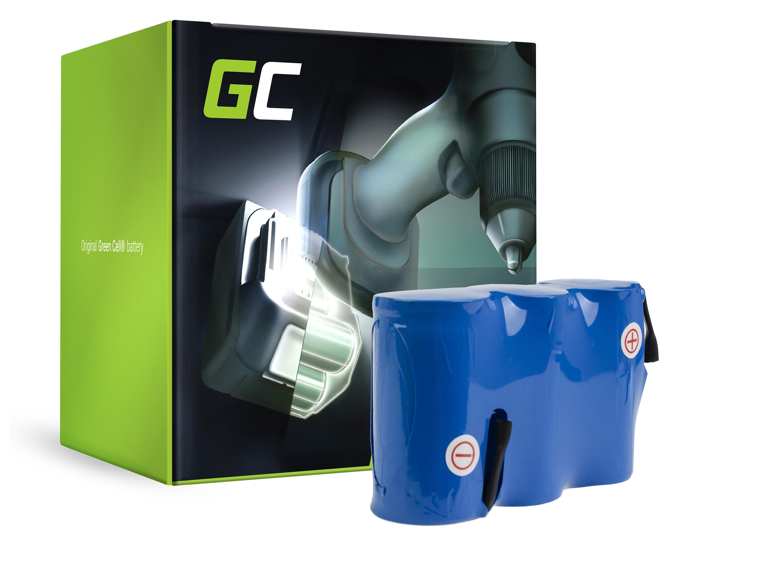 Baterie Green Cell Gardena Accu 45 8808-20 Accu 8800-20 8810-20 3.6V 3300mAh Ni-MH – neoriginální