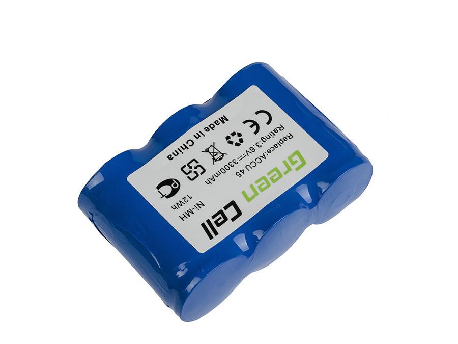 Baterie Green Cell Gardena Accu 45 8808-20 Accu 8800-20 8810-20 3.6V 3300mAh Ni-MH