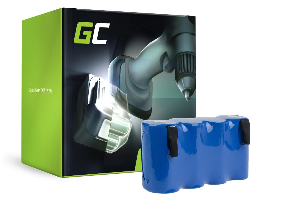 Green Cell Fűnyíró akkumulátor Gardena Accu 75 8802-20 8816-20 8818-20