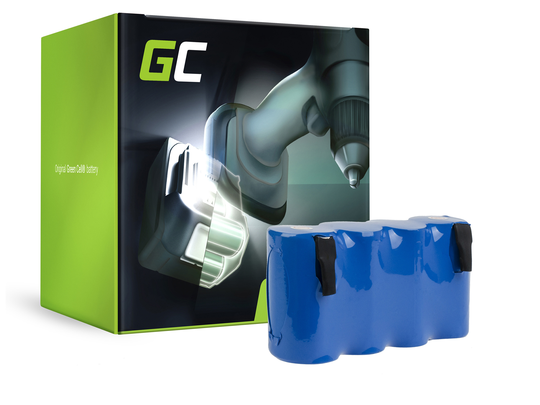 Baterie Green Cell Gardena Accu 75 8802-20 8816-20 8818-20 4.8V 3300mAh Ni-MH – neoriginální