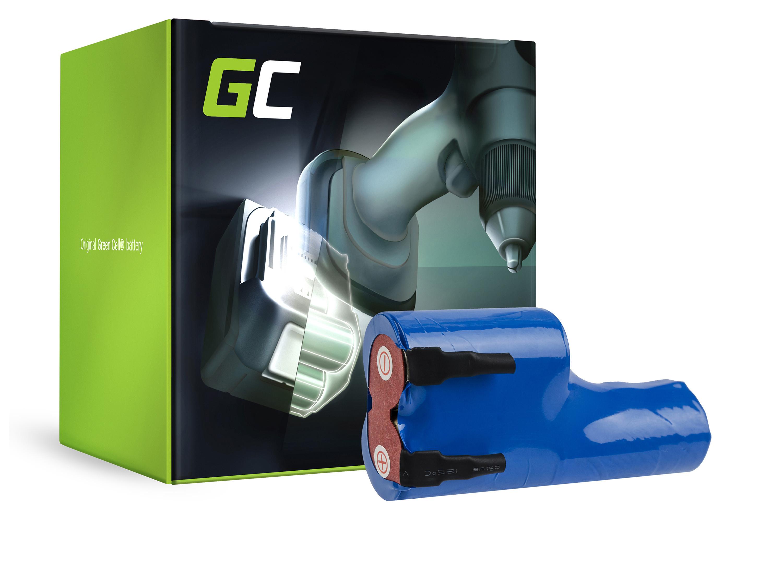 Baterie Green Cell Gardena Accu 3 Bosch AGS 8 8-ST 50 3.6V 3000mAh Ni-MH