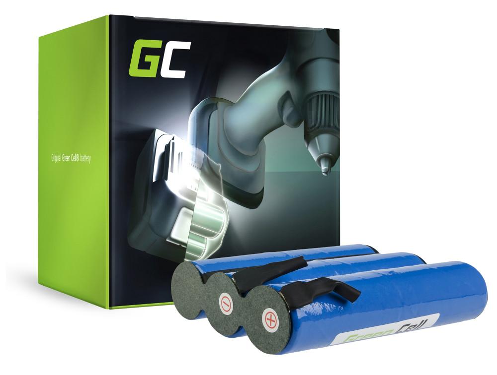Green Cell Power Tool akkumulátor Gardena Accu 6 ST 6 Bosch AGS10-6 AGS 70 AHS 18