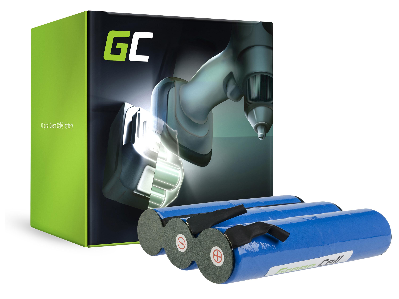 Baterie Green Cell Gardena Accu 6 ST 6 Bosch AGS10-6 AGS 70 AHS 18 3300mAh Ni-MH – neoriginální