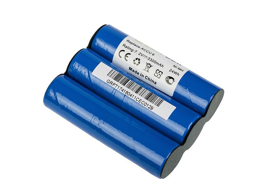 Green Cell Baterie Gardena Accu 6 ST 6 Bosch AGS10-6 AGS 70 AHS 18