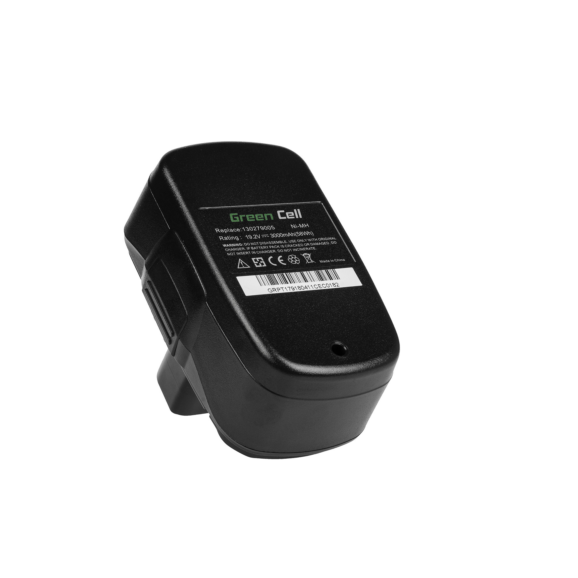 Baterie Green Cell Craftsman C3 XCP 19.2V CRS1000 ID2030 11485 114850 114852 115410 17191 5727.1 19.2V 2000mAh Ni-MH – neoriginální