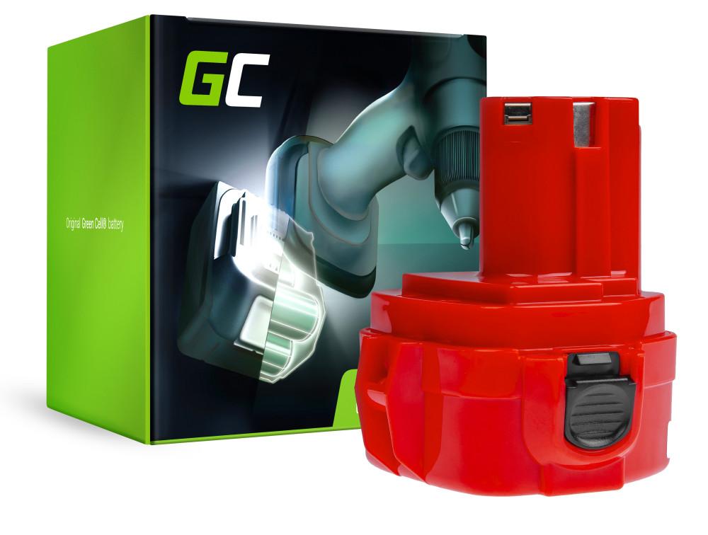 Green Cell Power Tool akkumulátor 1220 1222 PA12 Makita 1050D 4191D 6270D 6271D 6316D 6835D 8280D 8413D 8434D
