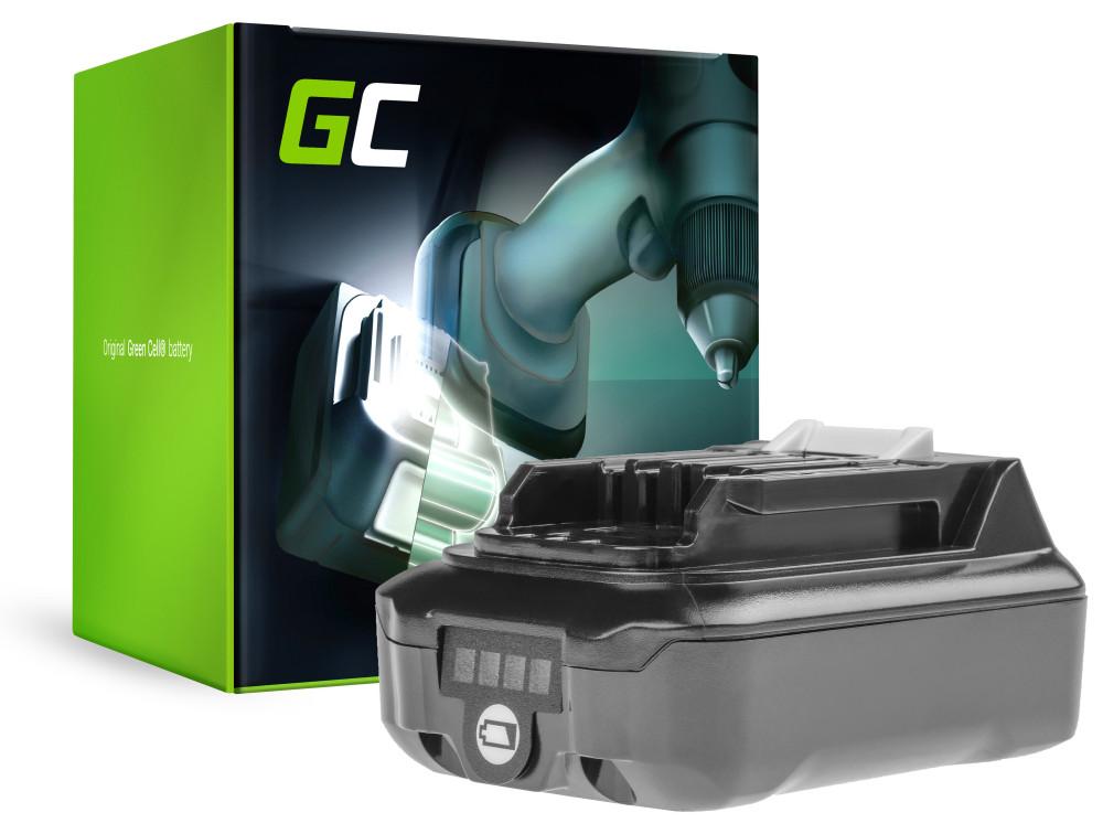 Green Cell Power Tool akkumulátor BL1016 BL1021B BL1040B BL1041B Makita DF031 DF331 HP330 HP331 TD110 TM30 UM600
