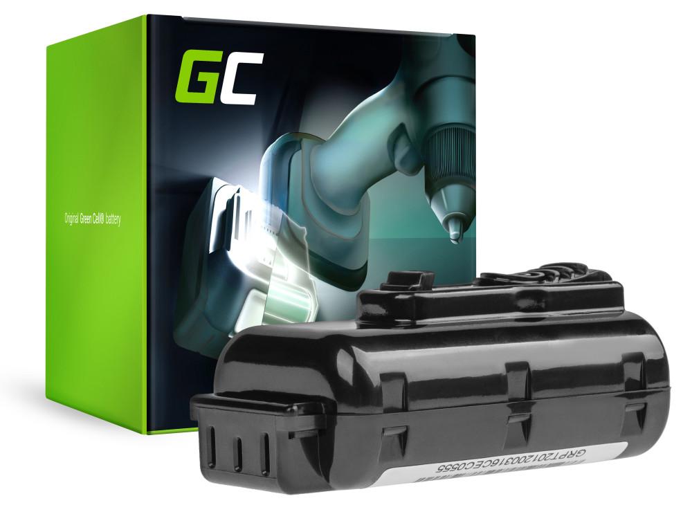 Green Cell Power Tool akkumulátor Paslode PPN35i Li CF325Li CF325XP