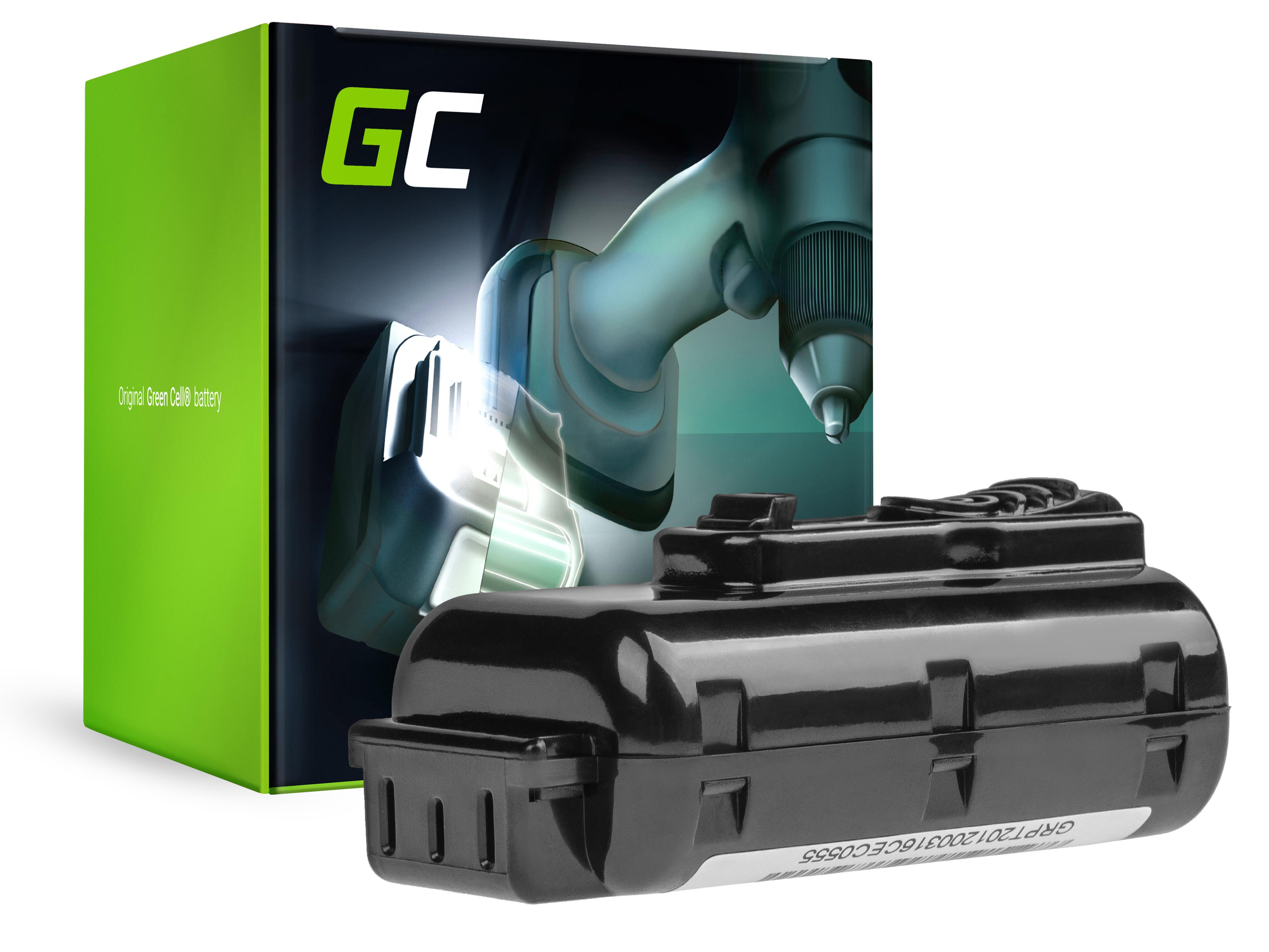 Baterie Green Cell Paslode PPN35i Li CF325Li CF325XP IM65Li IM250Li IM360Ci Li 7.2V  2000mAh Li-ion - neoriginální