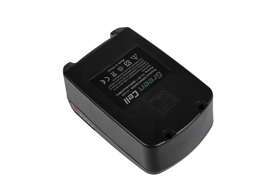 Green Cell Power Tool Battery FEIN ABLK ABLS 1.3 1.6 ABS ABSS AFMM ASB ASCM ASCS ASCT ASM ASW 14