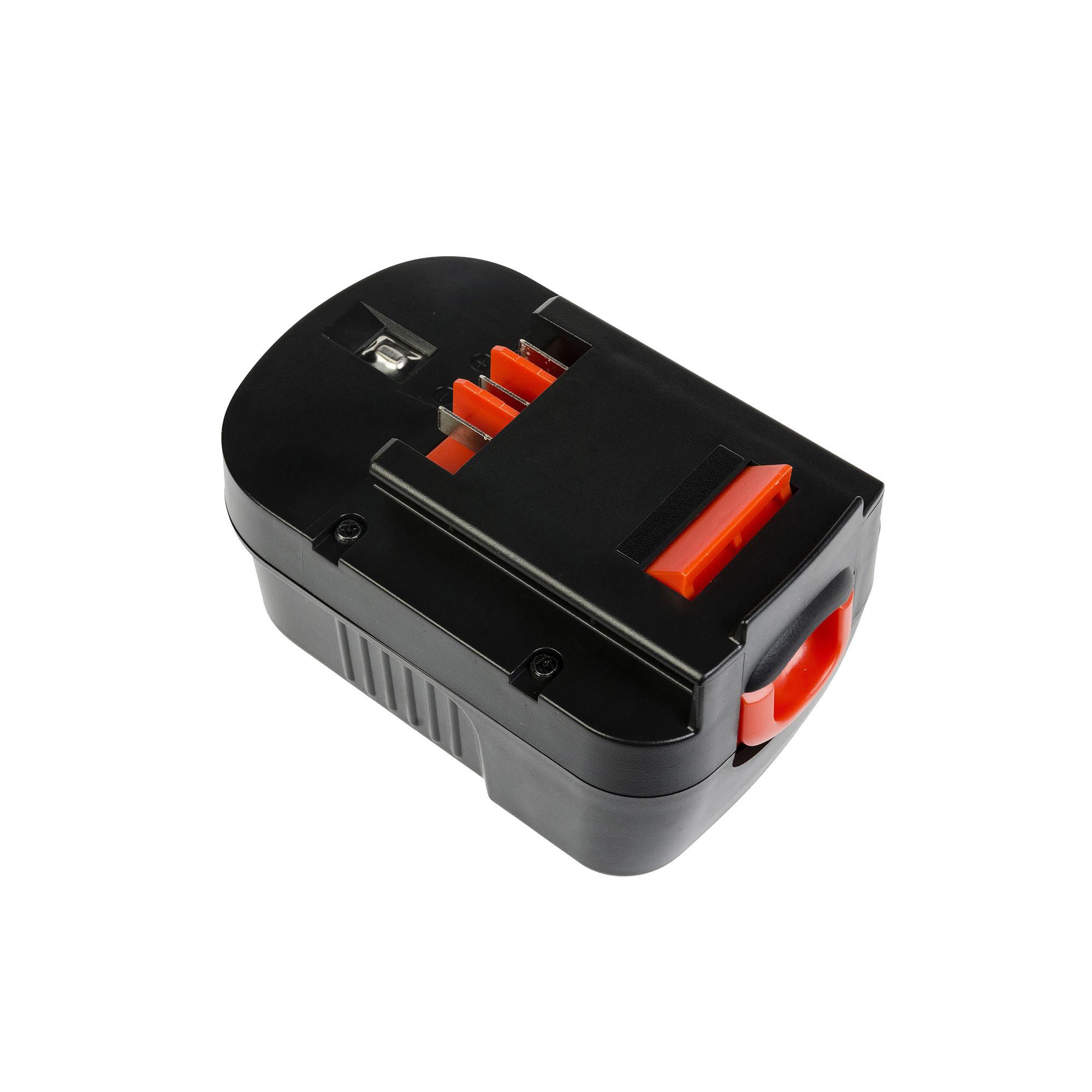 Green Cell Baterie A14 HPB14 FSB14 pro Black&Decker CP14K EPC14 EPC14CA HP142K XTC143 Firestorm FS1400 FS14PS PS142K