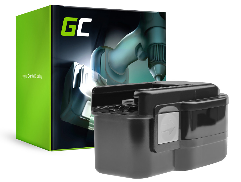 Green Cell Power Tool akkumulátor 48-11-2320 Milwaukee PES PIW PSH PSX PWS 18 LokTor H P S 18 AEG B18 BBM BDSE BXL BSX 18