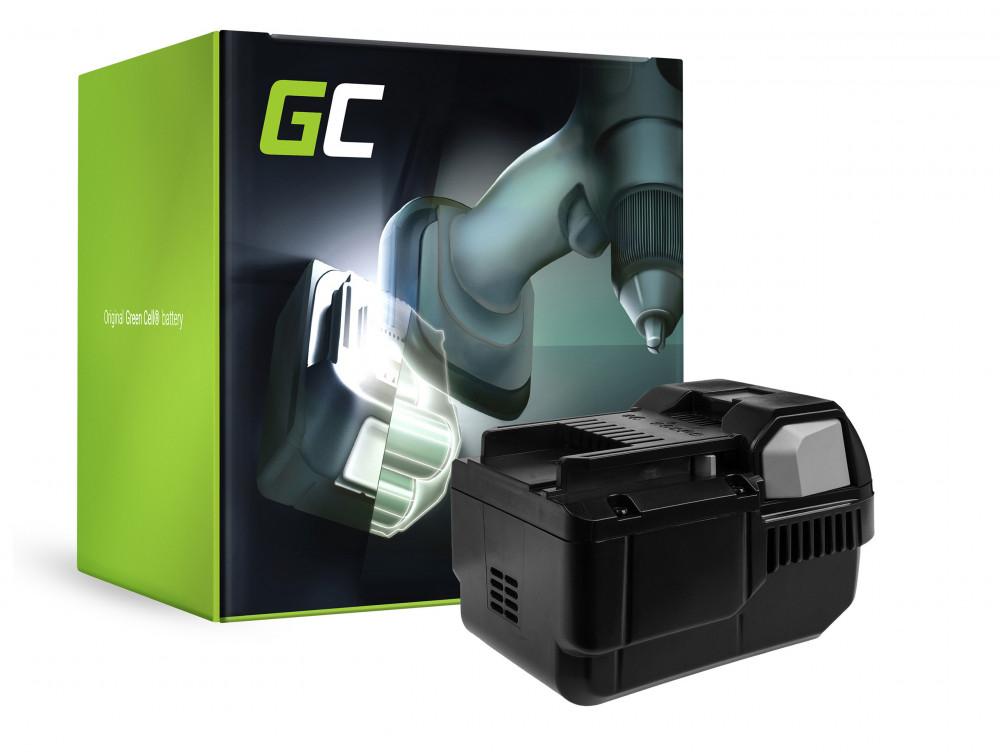 Green Cell Power Tool akkumulátor 25.2V 3Ah BSL 2530 Hitachi DH25DAL DH25DL