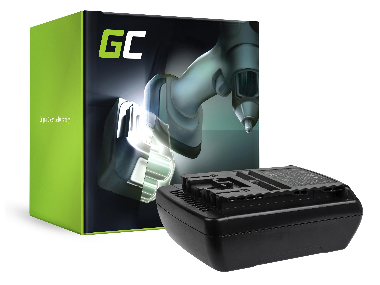 Green Cell Power Tool Battery BAT810 BAT836 GBA 36 for Bosch GSB GSA GSR GBH GFR GHE 36V System