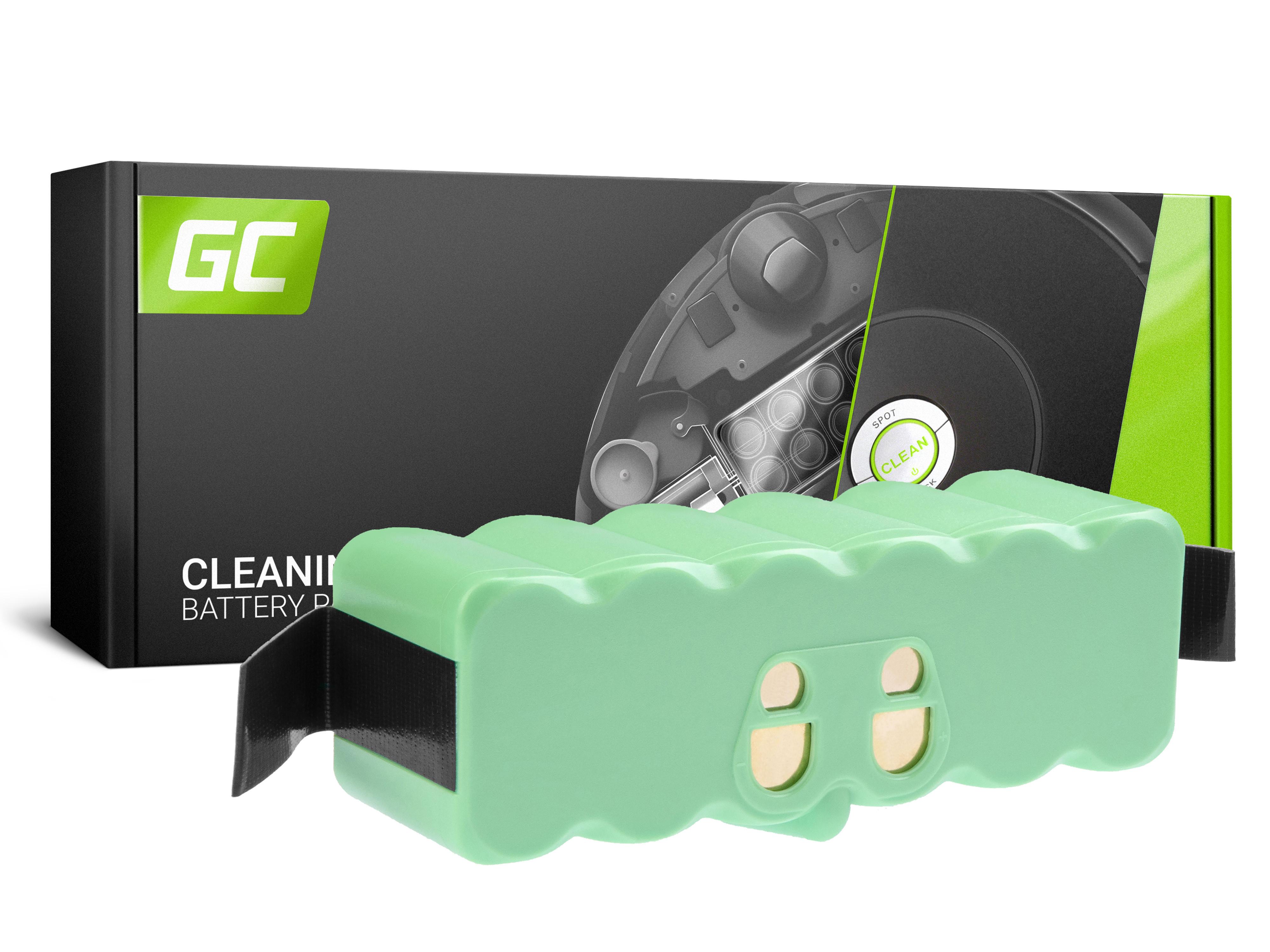 Baterie Green Cell Roomba 500 630 14.4V 4500mAh Li-ion - neoriginální