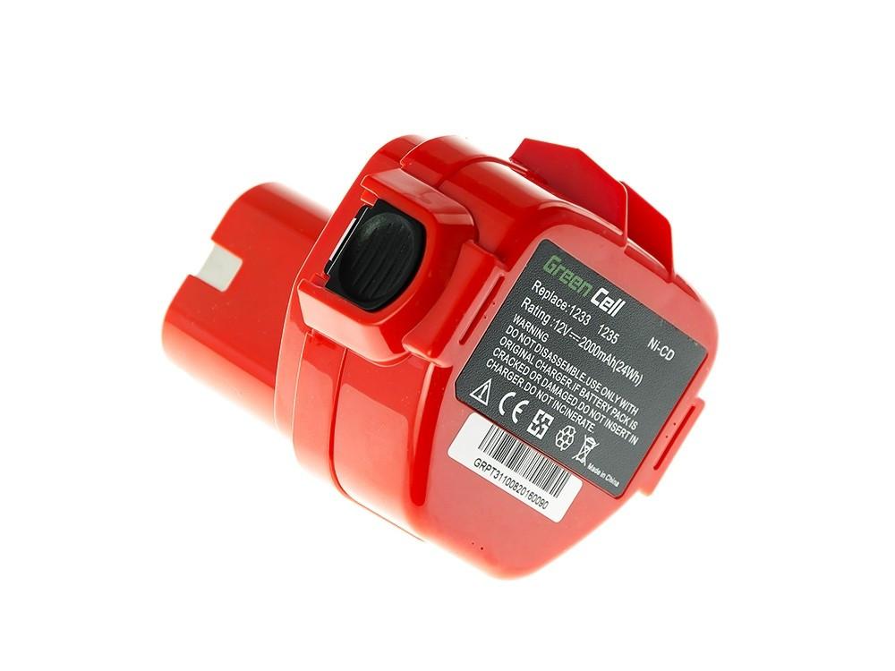 Green Cell Baterie 1220 pro Makita Celma WAK12