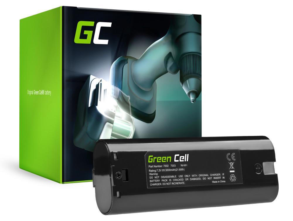 Power Tools Akkumulátor 7000 7033 Makita ML700 ML701 ML702 3700D 4071D 6002D 6072D 9035D 9500D 3000mAh