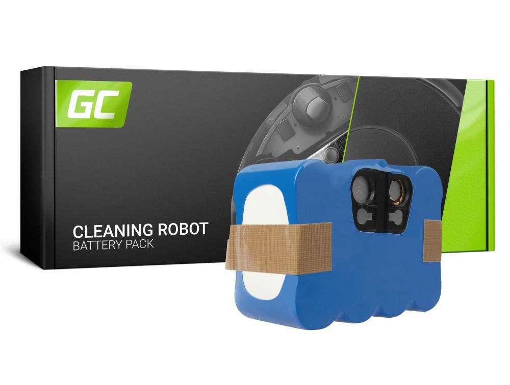 Green Cell Porszívó akkumulátor EcoGenic, Hoover, Indream, JNB, Kaily, Robot, Samba