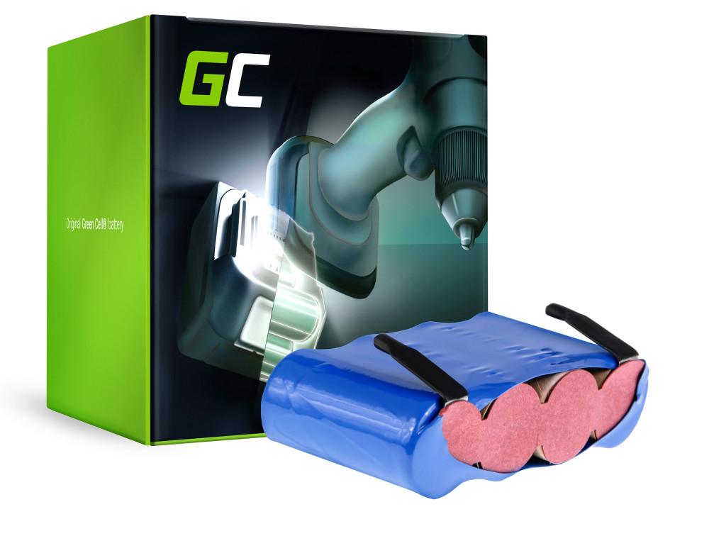 Green Cell Porszívó akkumulátor Karcher K50 K55 K85