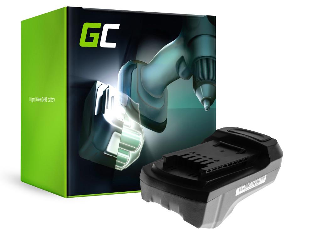Green Cell Power Tool akkumulátor Einhell RT-CD 14,4 / 1 2 Ah 14,4 V
