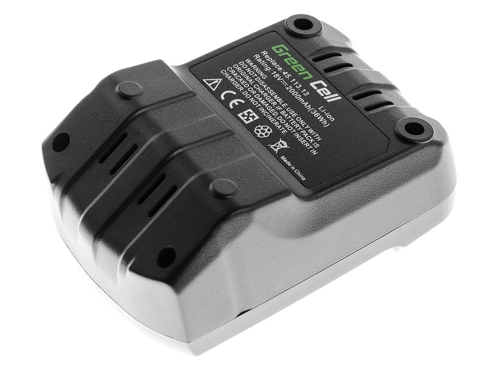 Baterie Green Cell Einhell RT-CD 18/1 18V 2000mAh Li-ion - neoriginální