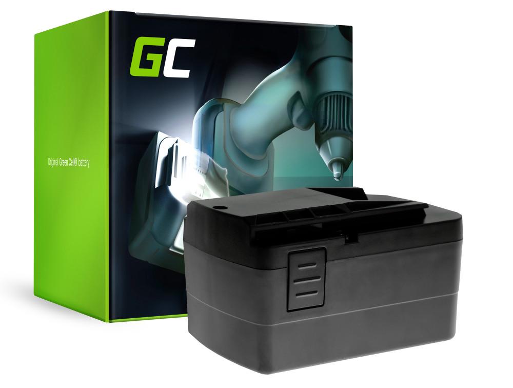 Green Cell Akkumulátor szerszám Festool C 12 Festool T 12 + 3 12V 3.3 Ah