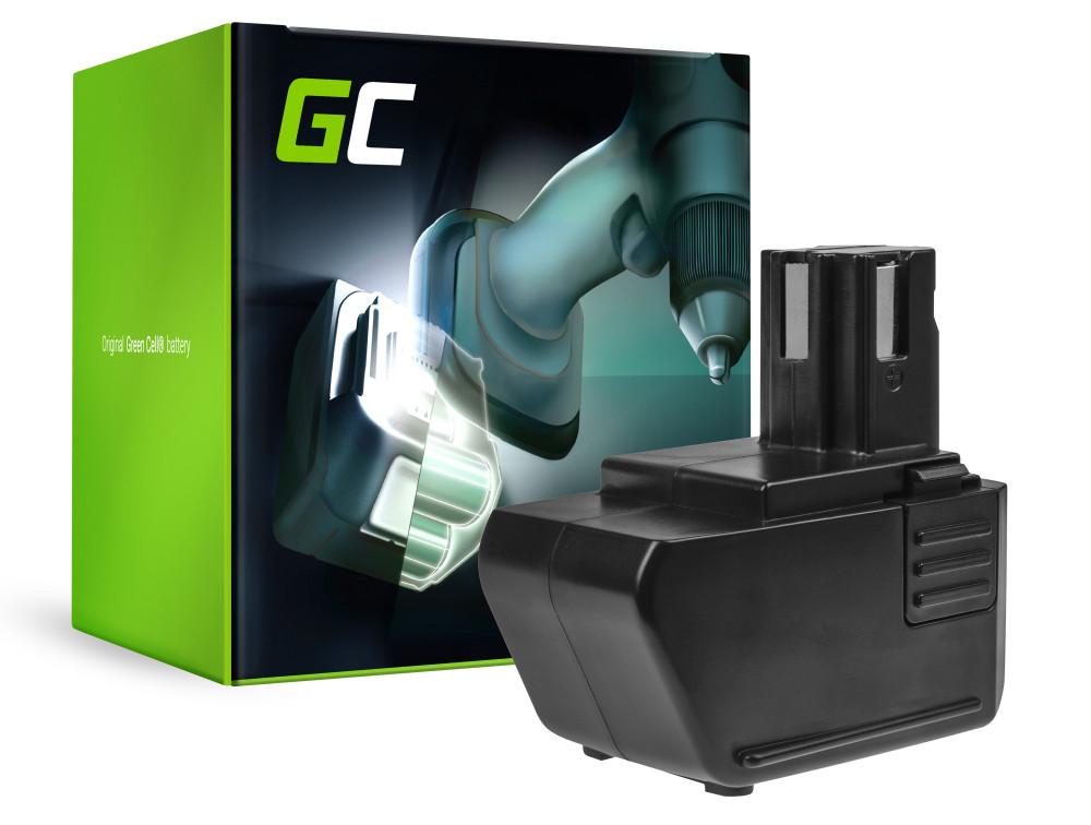 Green Cell Powertool akkumulátor Hilti SB-10 SFB 105 3,3 Ah 9,6 V