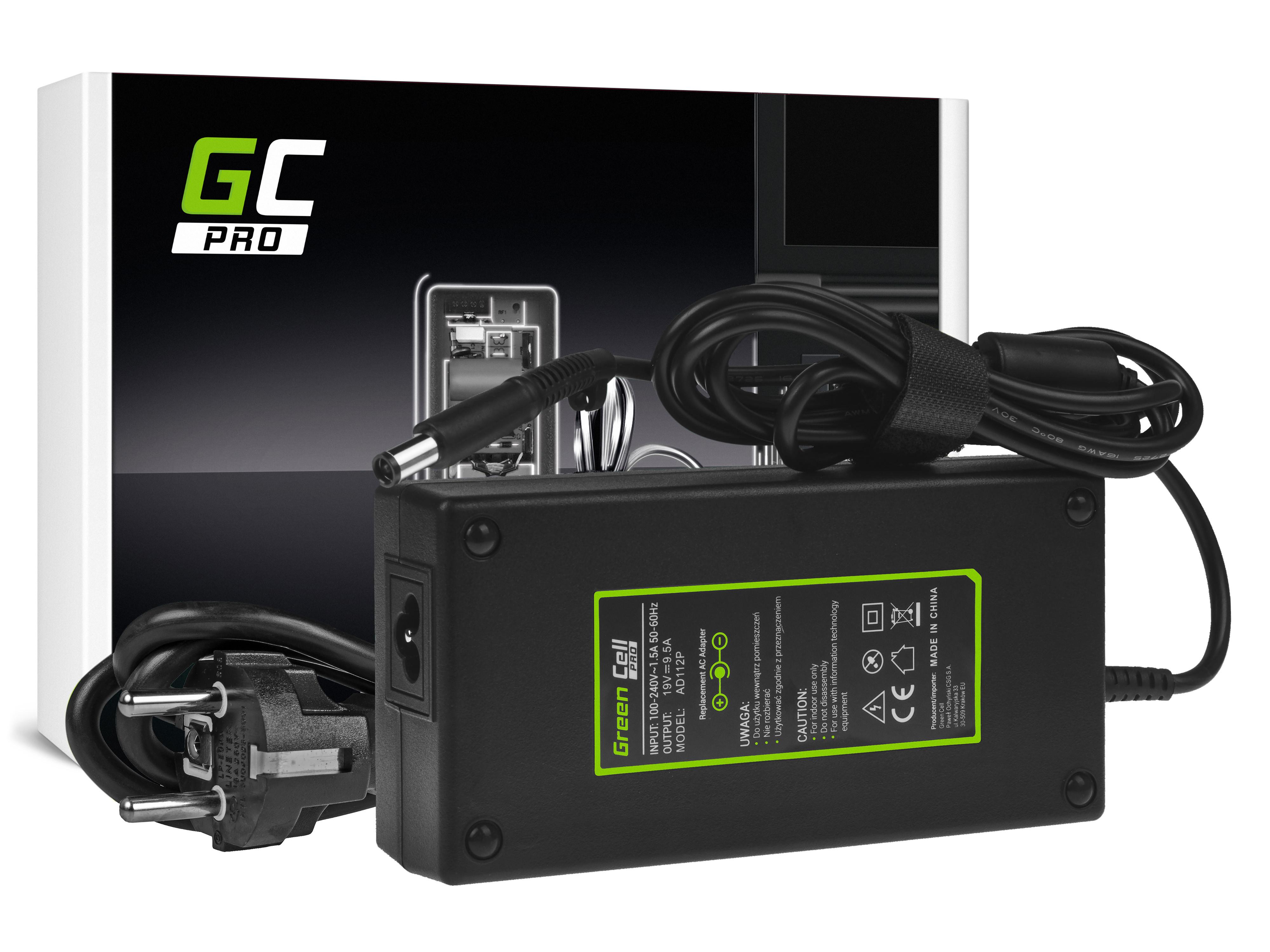 Green Cell AD112P Nabíječka Adaptér pro HP Omni 200 220 HP TouchSmart 420 520 610 HP Elite 8200 8300 19V 180W
