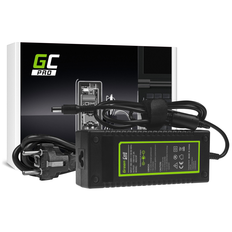 Green Cell AD23P Nabíječka Adaptér pro Toshiba Satellite A35 P10 P15 P25 19V 120W
