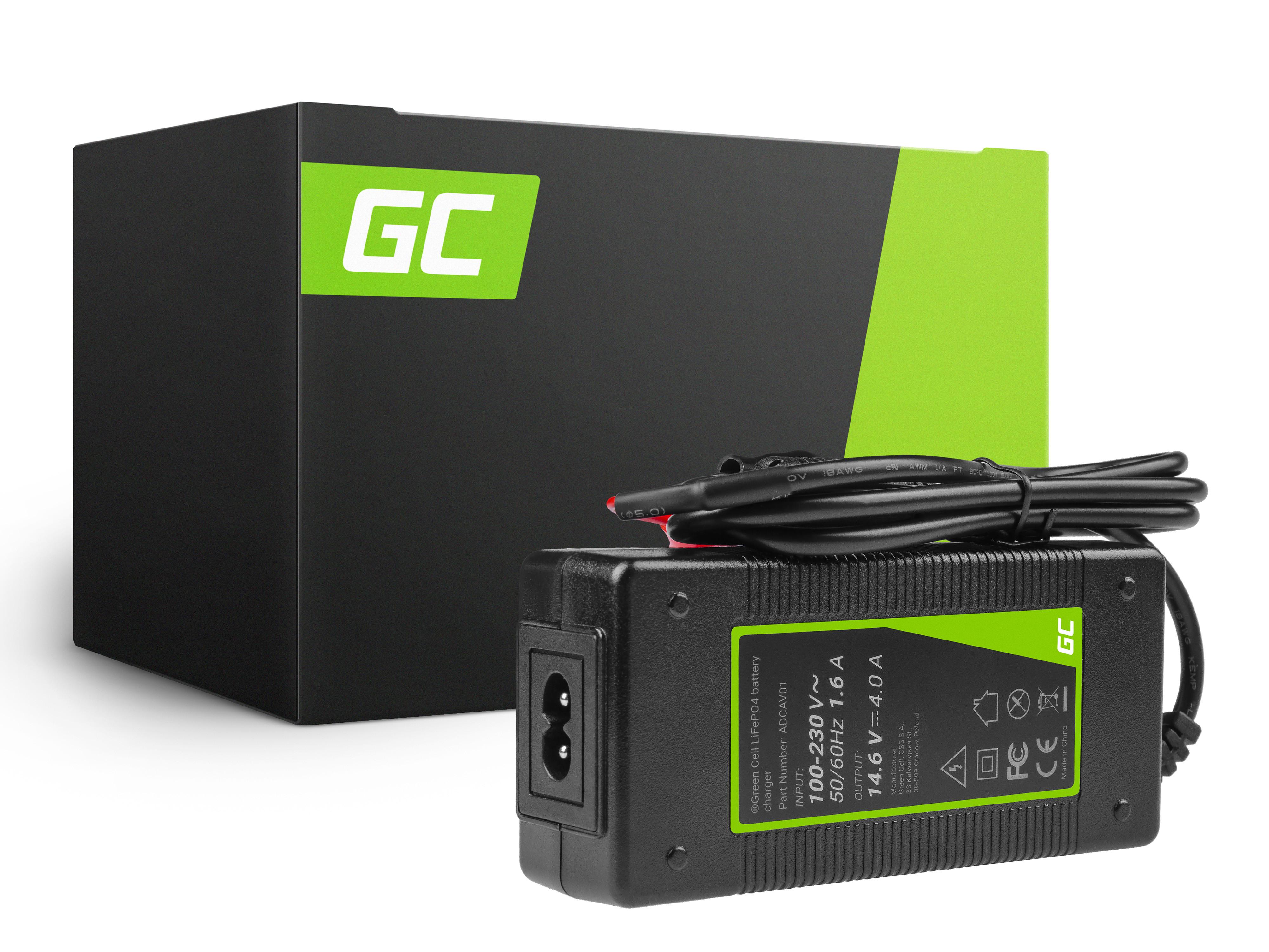 Nabíječka pro LiFePO4 baterie 14.6V 4A