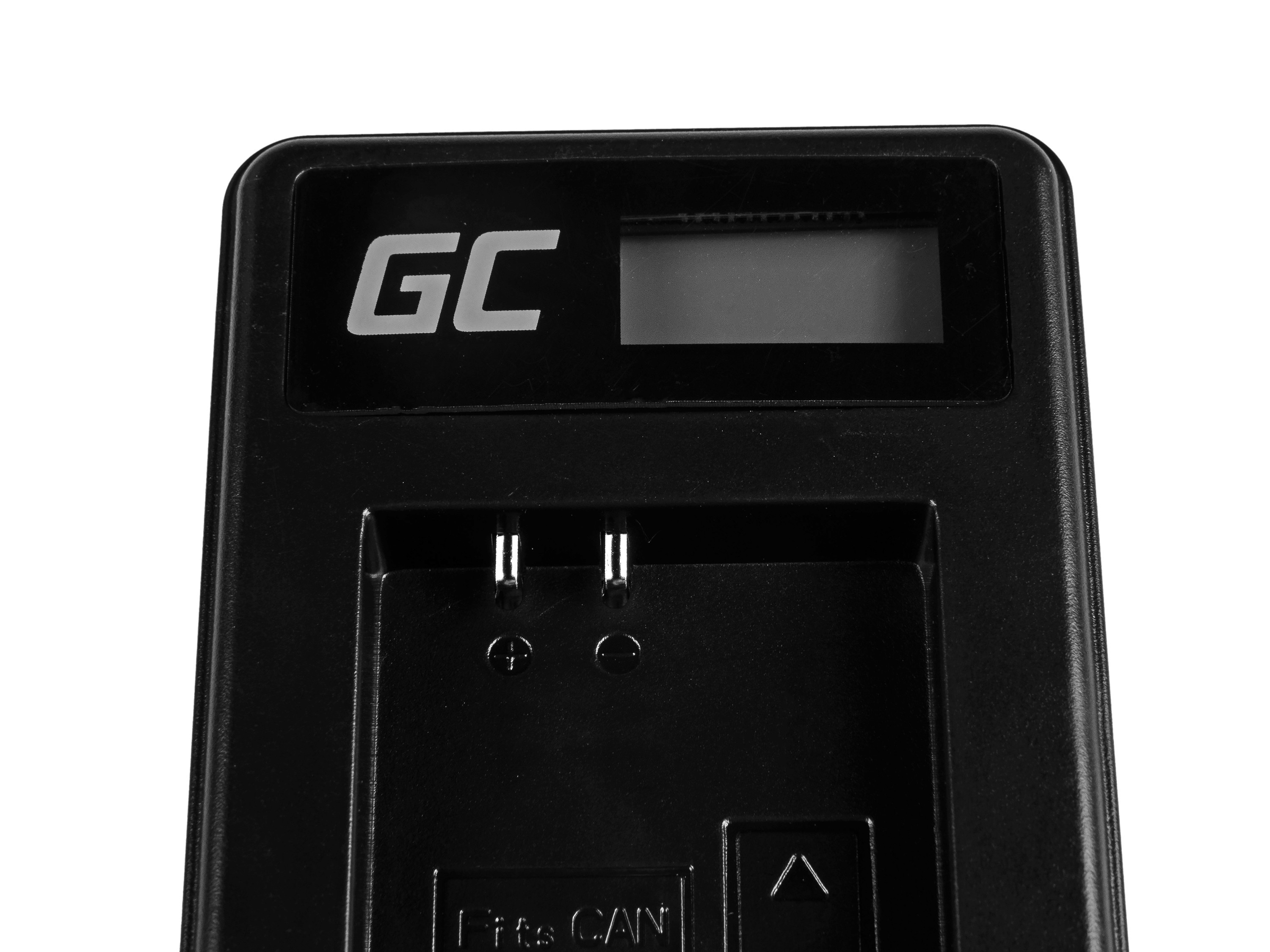 Green Cell Battery Charger LC-E12 for Canon LP-E12, EOS M100, EOS100D, EOS-M, EOS M2, EOS M10, Rebel SL1
