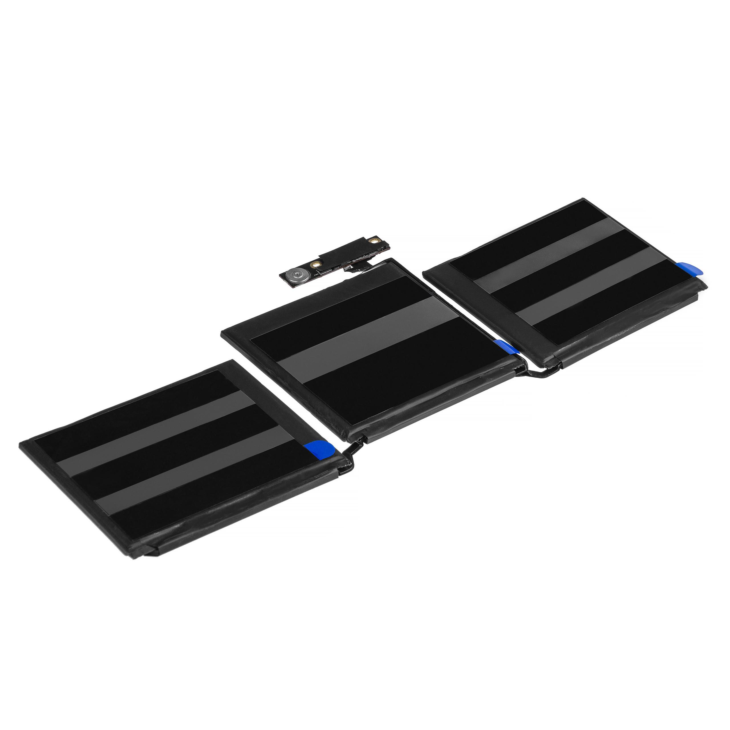Green Cell A1713 Baterie Apple A1713,Apple MacBook Pro 13 A1708 (2016 i 2017, 2 porty thunderbolt) 54,5Wh Li-Pol – neoriginální
