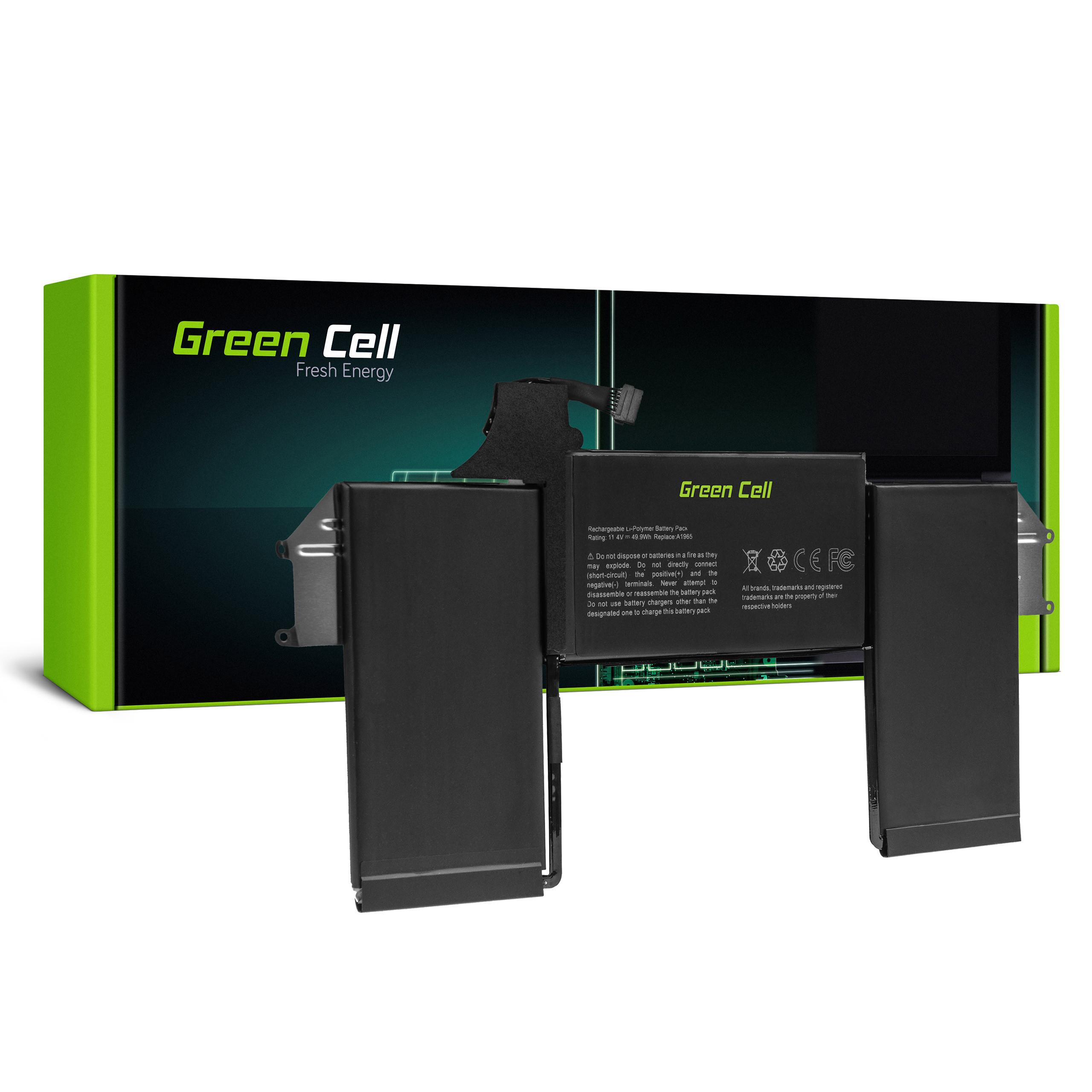 Green Cell AP32PRO Baterie Apple A1965, Apple MacBook Air 13 A1932 A2179 (2018, 2019, 2020) 11.4V 49.9Wh Li-Pol - neoriginální
