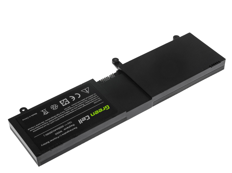 Green Cell Battery for Asus ROG G550 G550J N550 N550J / 15V 4000mAh