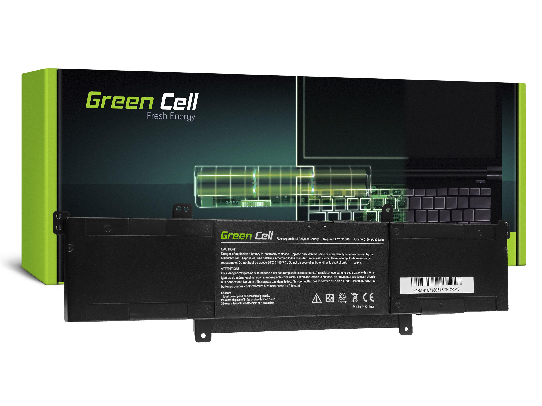 Green Cell Baterie pro Asus VivoBook Q301 S301 S301L / 7,4V 5130mAh