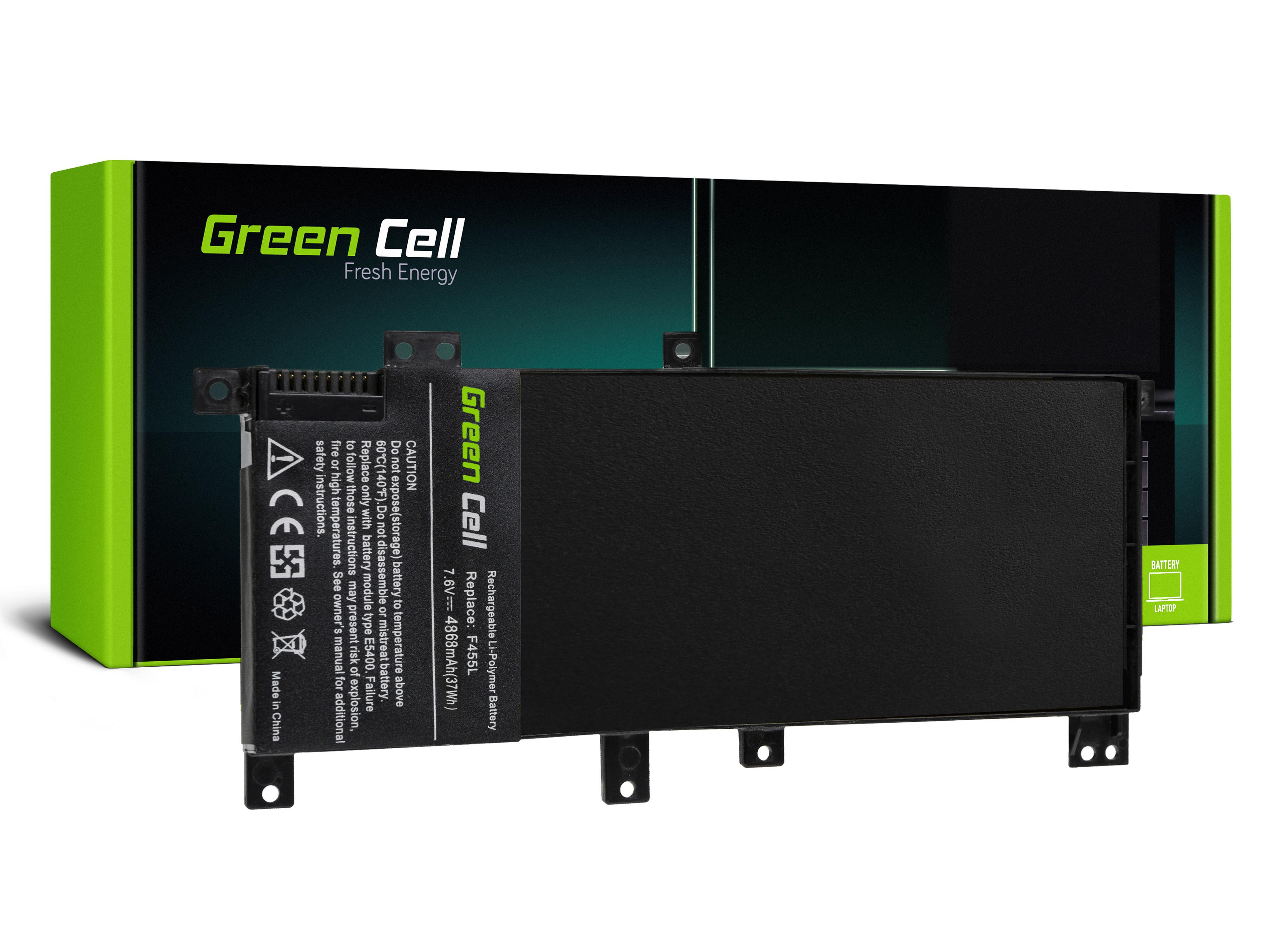 Green Cell Baterie C21N1401 do Asus F455L K455L R455L X455L