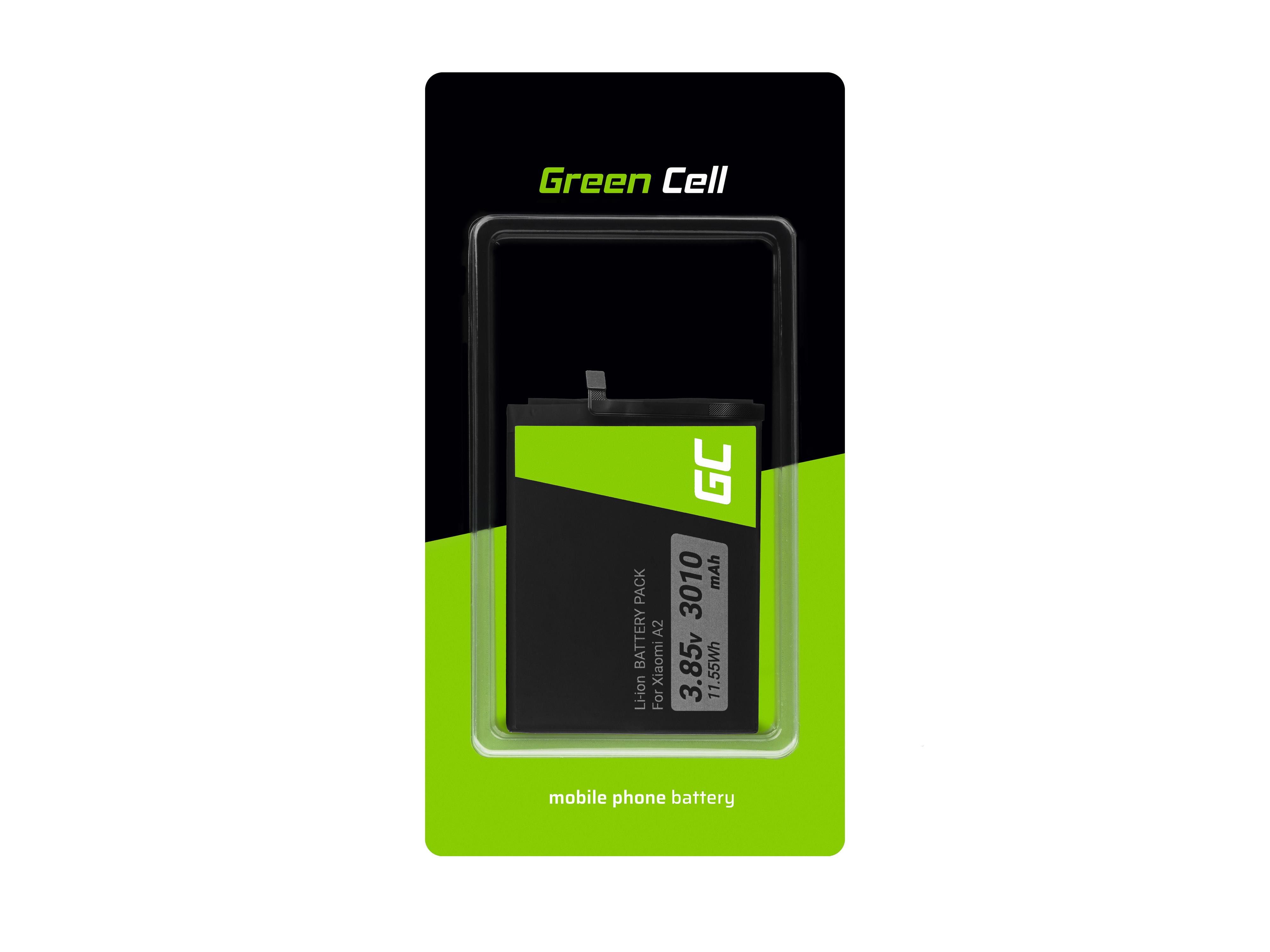 Green Cell Battery BN36 for Xiaomi Mi A2 6X