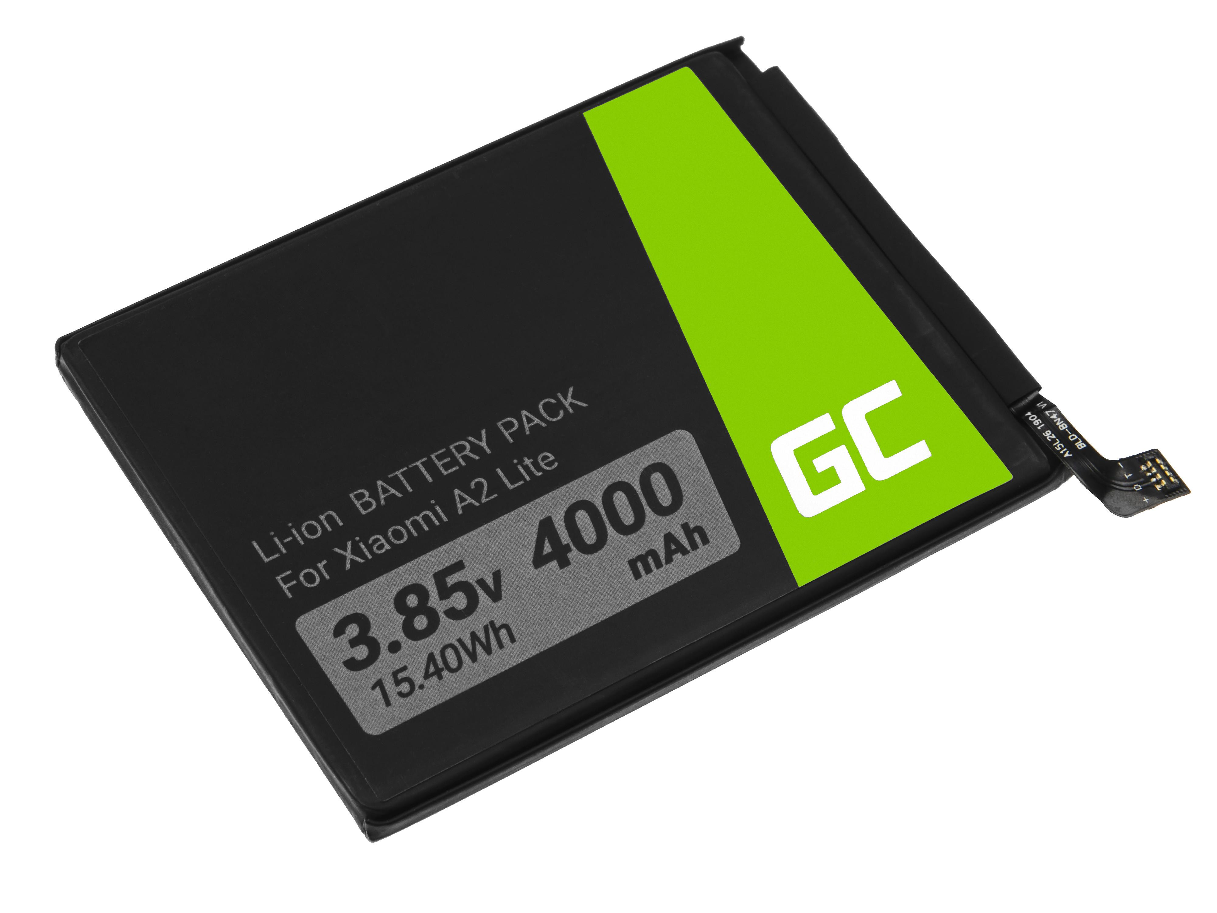 Green Cell Baterie BN47 pro Xiaomi Mi A2 Lite / Redmi 6 Pro