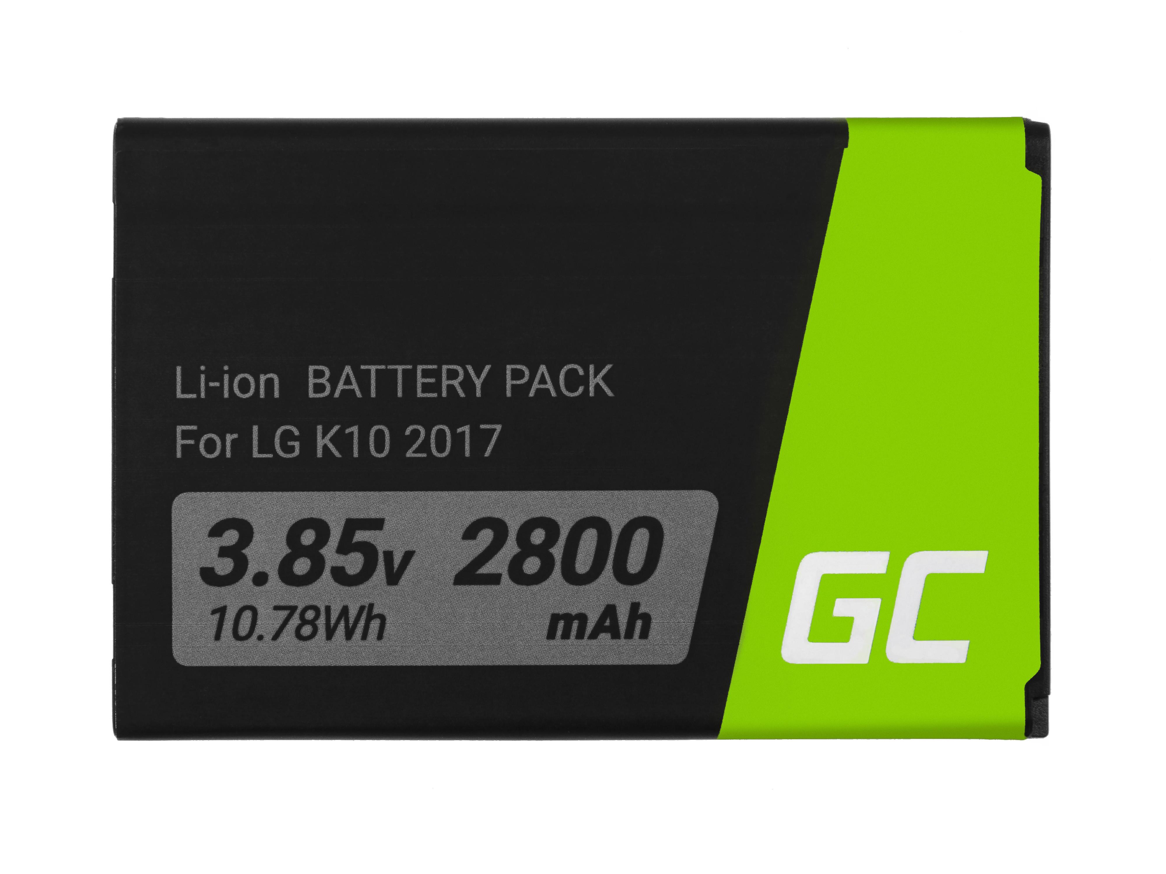 Green Cell Baterie BL-46G1F pro LG K10 2017