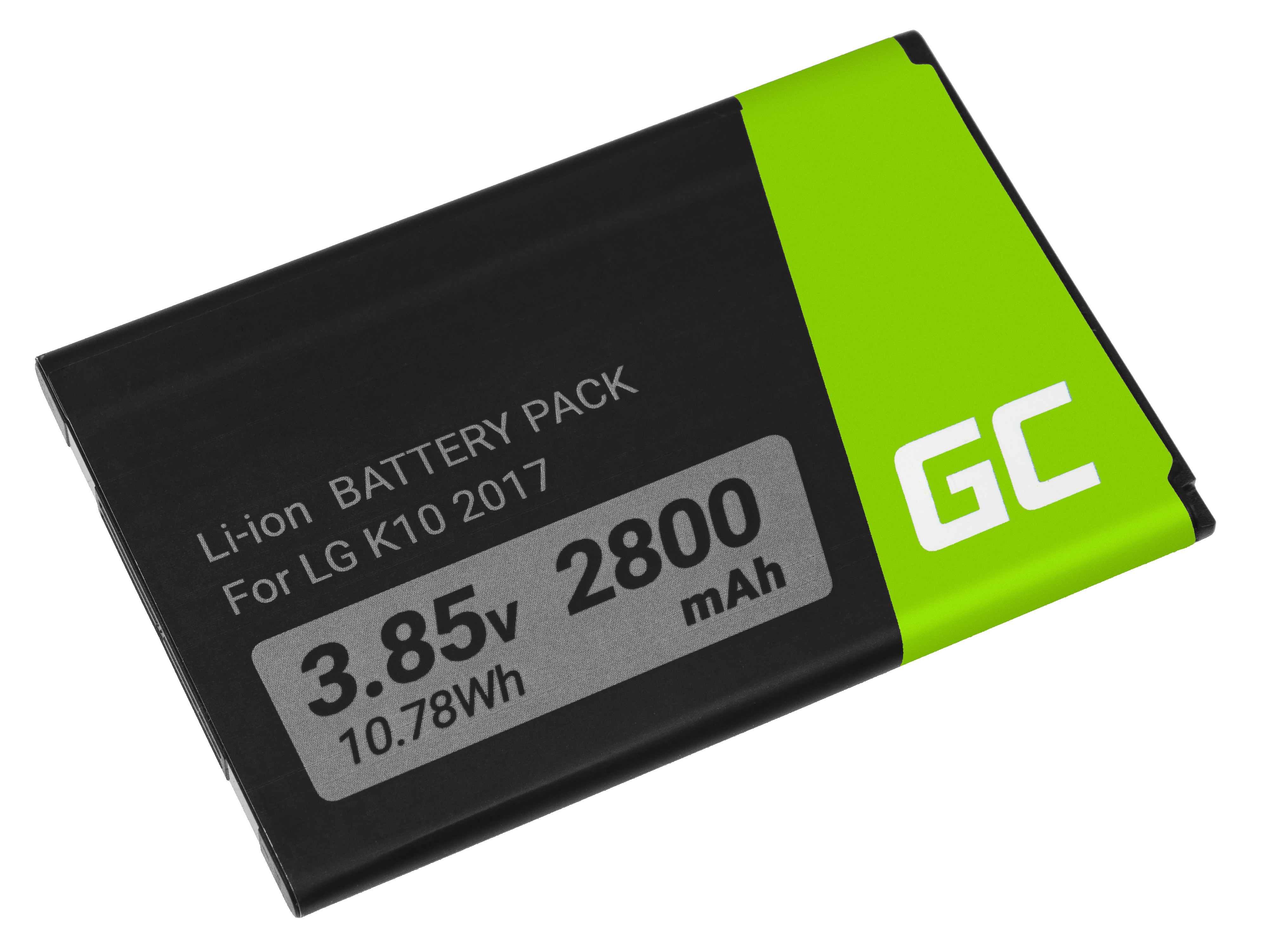 Battery Green Cell BL-46G1F for LG K10 2017